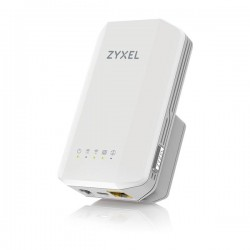 Точка доступа Zyxel WRE6606, AC1300, MU-MIMO, 802.11a/b/g/n/ac (300+867 Мбит/с), 1xLAN GE