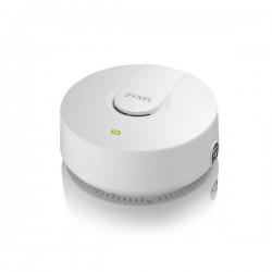 Точка доступа ZYXEL Гибридная точка доступа NebulaFlex Pro NWA5123-AC HD, Wave 2, 802.11a/b/g/n/ac (2,4 и 5 ГГц), Airtime Fairness, внутренние антенны 3x3, до 300+1300 Мбит/с, 2xLAN GE, PoE
