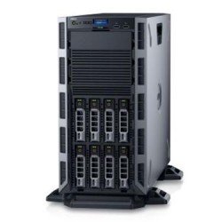 Dell PowerEdge T330 Tower no CPU(E3-1200v6)/ HS/ no memory(4)/ no controller/ noHDD UpTo8LFF HotPlug/ DVDRW/ iDRAC8 Exp + Port/ 2xGE/ noRPS(2up)/ Bezel/ 3YBWNBD (210-AFFQ)