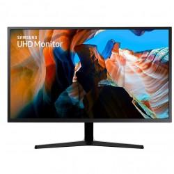 "Монитор Samsung 31.5"" U32J590UQI VA LED 16:9 3840x2160 4ms 3000:1 270cd 178/178 2*HDMI DP Dark Blue Gray"