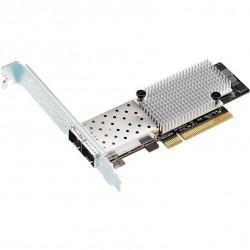 ASUS PEB-10G/57840-2S / сетевая карта SFP+, Dual Port ; 90SC05V1-M0UAY0