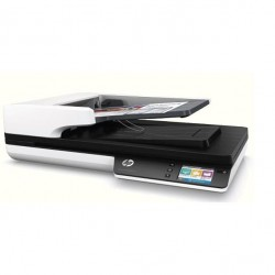 HP ScanJet Pro 4500 fn1 Network Scanner (CIS, A4, 1200dpi, 24bit, ADF 50 sheets, Duplex, 30 ppm/60 ipm, USB 3.0, GigEth.,1y warr, repl. SJ N6350 (L2703A))