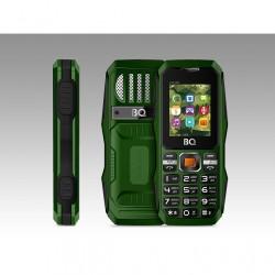 """Сотовый телефон BQ BQ-1842 Tank mini D.Green (2sim/1.77""""/128*160/32Mb/microSD/-/Bt/1200мАч)"""
