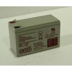 Аккумулятор WBR GP1272 12V,7Ah,F2,(94+6/д151/ш65) (28W)