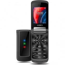 "Сотовый телефон Texet TM-317 Black (2sim/2.4""/240*320/-/microSD/0.1Мп/Bt/800мАч/фонарик)"
