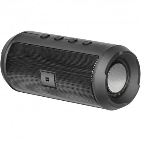 Портативная акустика Defender Enjoy S500 6Вт, Bluetooth, FM, microSD/USB, функция Hands free, Black