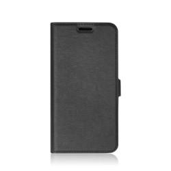 Чехол-книжка для iPhone X DF iFlip-02 черный