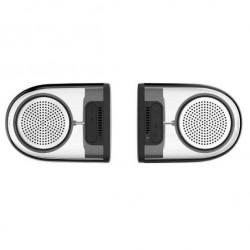 Портативная колонка Remax RB-M22 Bluetooth, AUX, Серебро