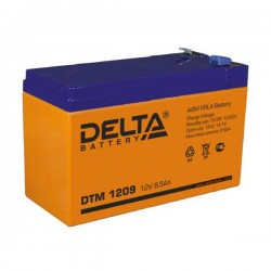 Аккумулятор Delta DTM 1209 (12V, 9Ah)