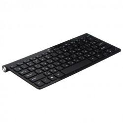 Клавиатура беспроводная Jet.A SlimLine K9 W  ножничная, низкопрофильная, 78 клавиши, Black