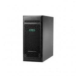 ProLiant ML110 Gen10 Bronze 3104 NHP Tower(4.5U)/Xeon6C 1.7GHz(8,25Mb)/1x8GbR1D_2666/S100i(ZM/RAID 0/1/10/5)/noHDD(4/8up)LFF/DVDRW/iLOstd/2NHPFan/2x1GbEth/1x350W(NHP)