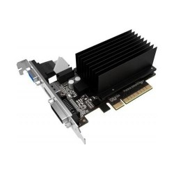 Видеокарта Palit GeForce GT710 (2Gb, DDR3,64bit,SVGA, DVI,HDMI NEAT7100HD46-2080H,ret)