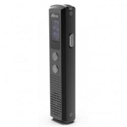 Диктофон Ritmix RR-120 8Gb черный USB2.0,формат записи-MP3,PCM