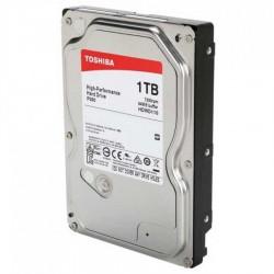 Жесткий диск HDD SATA-III 1,0Tb Toshiba HDWD110UZSVA P300 7200,64Mb
