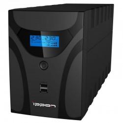 ИБП Ippon Smart Power Pro II Euro 1200 720Вт 1200ВА черный