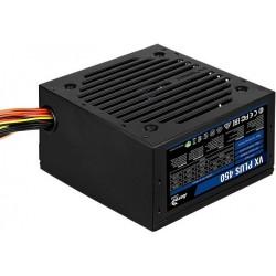 Блок питания 450w Aerocool VX-450 Plus (2SATA,PCI-E,12cmFAN,50cm cable)