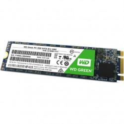 SSD-накопитель M.2 240Гб WD Green [WDS240G2G0B] (Silicon Motion SM2256S,TLC 3D NAND,540/430 Мб/с)