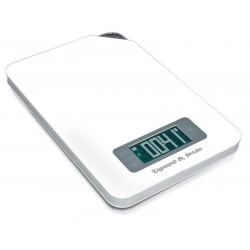 Кухонные весы Zigmund & Shtain DS-25TW White электронные, стекло, макс. 5кг, точность 1г, авто вкл/выкл