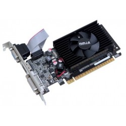 Видеокарта Sinotex Ninja GeForce G210 (1Гб, GDDR3,64bit,DVI,HDMI,VGA NK21NP013F,ret)