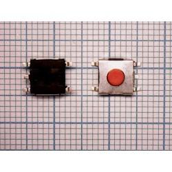 Тактовая кнопка №09 SMD вертикальная (6мм x 6мм x 2.5 мм)