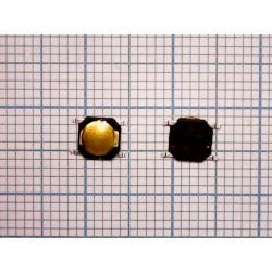 Тактовая кнопка №07 SMD мембранная (4мм x 4мм x 0.8мм)