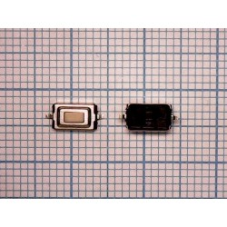 Тактовая кнопка №04 SMD вертикальная (3мм х 6мм х 2.5мм)