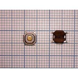 Тактовая кнопка №03 SMD вертикальная (5мм x 5мм x 1.5 мм)
