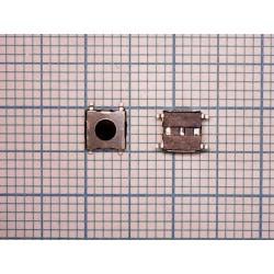 Тактовая кнопка №02 SMD вертикальная (4.5мм x 4.5мм x 1.5 мм)