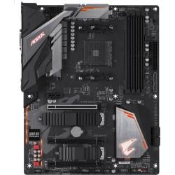Материнская плата Gigabyte B450 AORUS PRO (SocketAM4,AMD B450,ATX,4DDR4,M.2,Gb,3PCI-E16,DVI,HDMI,PC3200)