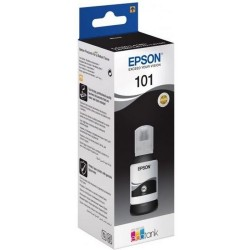 Контейнер с чернилами Epson L101 (C13T03V14A) для L4150/L4160/L6160/L6170/L6190 черный (127 мл)
