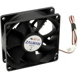 Кулер Zalman ZM-F1 Plus (SF) (ball/20-23dB/2000rpm,80x80x25)