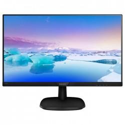 """Монитор Philips 243V7QDSB 23.8"""" (1920x1080/5ms/10M:1/D-Sub,DVI,HDMI/Black/IPS/LED)"""