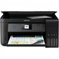 МФУ Epson L4160 (A4 струйный принтер/копир/сканер,5760x1440dpi,33стр/м,USB2.0,капля 3пл,WiFi)