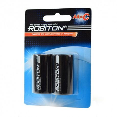 адаптер элементов питания ROBITON Adaptor-AA-C/АА на С