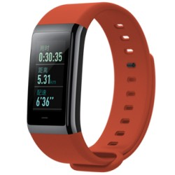 "Фитнес-браслет Amazfit Cor Red 1.23""/160*80/And4.4,iOS8/Bt/WR50"