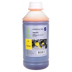 Чернила Cactus CS-EPT6734-1000 для Epson L800/L810/L850/L1800 Yellow 1000 мл