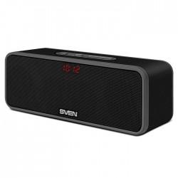 Портативная колонка Sven PS-170BL 2*5Вт, Bluetooth, питание от батарей, FM, microSD, Черный