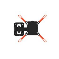 "Кронштейн Electriclight КБ-01-83 черный настенный,для тв,14-42"",до 20кг,наклон ±15°,поворт ±90°"