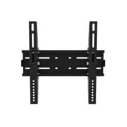 """Кронштейн Electriclight КБ-01-43 черный настенный,для тв,17-42"""",до 30кг,от стены 60мм,наклон ±15°"""