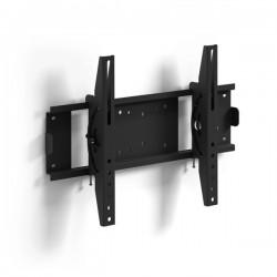"""Кронштейн Electriclight КБ-01-51 черный настенный,для тв,19-40"""",до 45кг,от стены 65мм,наклон ±15°"""