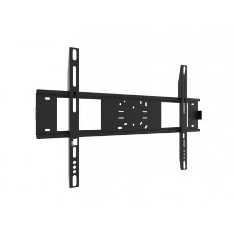 """Кронштейн Electriclight КБ-01-67 черный настенный,для тв,37-70"""",до 45кг,от стены 30мм,фиксированный"""