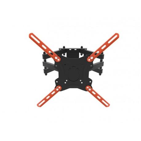 "Кронштейн Electriclight КБ-01-70 черный настенный,для тв,23-55"",до 40кг,наклон ±15°,поворт ±90°"