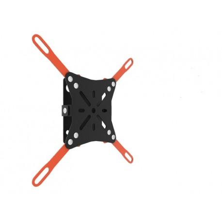 """Кронштейн Electriclight КБ-01-65 черный настенный,для тв,10-37"""",до 20кг,от стены 28мм,наклон ±15°"""