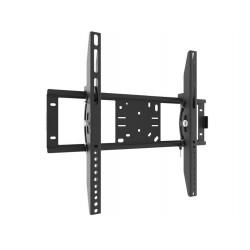 """Кронштейн Electriclight КБ-01-54 черный настенный,для тв,23-55"""",до 45кг,от стены 65мм,наклон ±15°"""