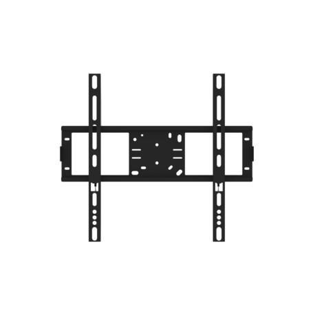 """Кронштейн Electriclight КБ-01-53 черный настенный,для тв,23-55"""",до 45кг,от стены 30мм,фиксированный"""