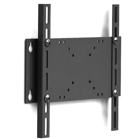 """Кронштейн Electriclight КБ-01-28 черный настенный,для тв,17-37"""",до 45кг,от стены 20мм,фиксированный"""