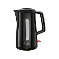 Чайник Bosch TWK3A013 Black (2400Вт,1.7л,пластик,закрытая спираль)