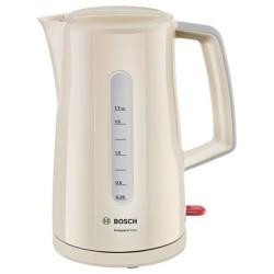 Чайник Bosch TWK3A017 Beige (1700Вт,1.7л,пластик,закрытая спираль)