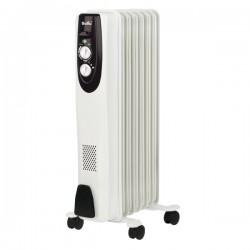 Масляный радиатор Ballu BOH/CL-07WRN 1500Вт, 10кв.м, 7 секций, регул. темп., термостат