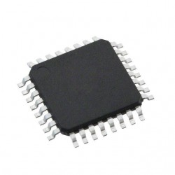 микроконтроллер STM32F100R4T6B/Cortex-M3, FLASH 16КБайт, RAM 4КБайт, LQFP64